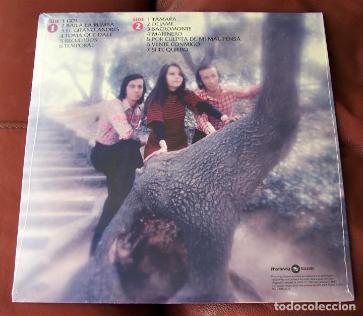 Discos de vinilo: TRIGAL - BAILA MI RUMBA LP RECOPILATORIO - Foto 2 - 236437495