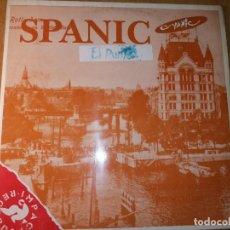 Discos de vinilo: LOTE 3 DISCOS TECHNO. SPANIC-DJ.NACHO-BERRI.. Lote 236437710