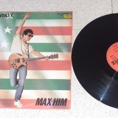 Discos de vinilo: MAX- HIM - LADY FANTASY - MAXI - GERMANY - ZYX RECORDS - LV -. Lote 236438190