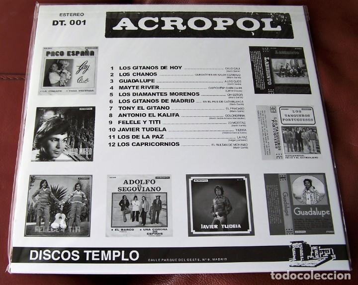 Discos de vinilo: VARIOS - ACROPOL LP + CD RECOPILATORIO - Foto 2 - 236438230
