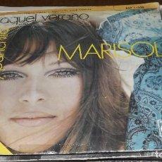 Discos de vinilo: SINGLE MARISOL - AQUEL VERANO. Lote 236440990