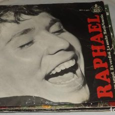 Discos de vinilo: SINGLE RAPHAEL, YO SOY AQUEL. Lote 236450510