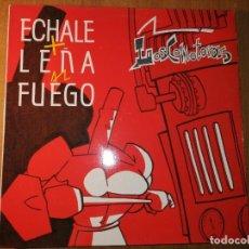 Discos de vinilo: DISCO VINILO ROCK & ROLL ESPAÑOL- LOSCOMOTORAS.. Lote 236453730