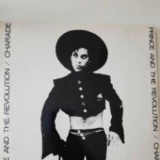 Discos de vinilo: PRINCE AND THE REVOLUTION – CHARADE PLANET ROCK RECORDS (2) – PR2. Lote 236273450