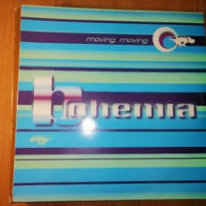 Discos de vinilo: LOTE 2 DISCOS MUSICA DISCO DANCE. BOHEMIA Y X-SAMAR. Lote 236458480