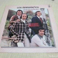 Discos de vinilo: LOS MARISMEÑOS - LOS MARISMEÑOS (LP, COMP). Lote 236458555