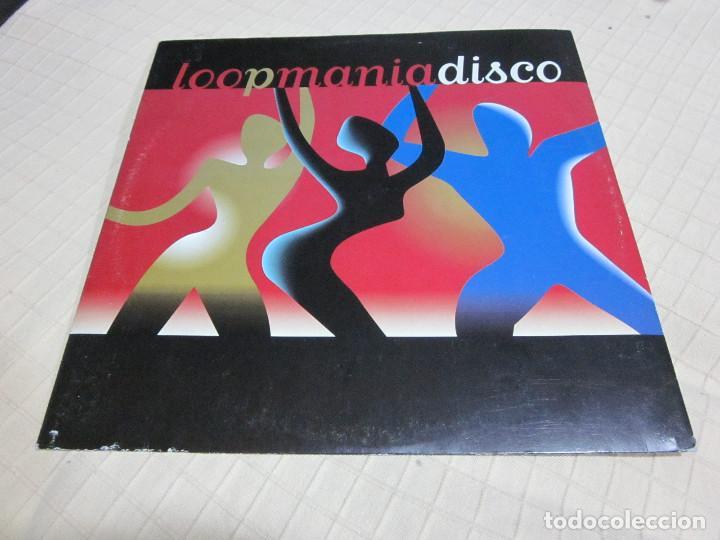 "LOOPMANIA - DISCO (12"") (Música - Discos de Vinilo - Maxi Singles - Techno, Trance y House)"