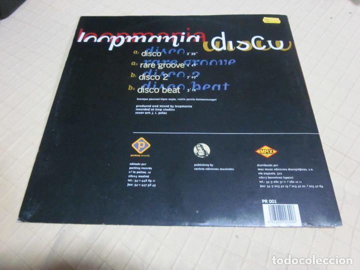 """Discos de vinilo: Loopmania - Disco (12"""") - Foto 2 - 236460880"""