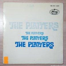"""Discos de vinilo: THE PLATTERS 7"""" E.P.. Lote 236461805"""