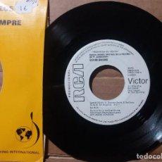 Discos de vinilo: OLIVER ONIONS / SANDOKAN / SINGLE 7 INCH. Lote 236477985