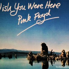 Discos de vinilo: PINK FLOYD ‎– WISH YOU WERE HERE = 炎 (あなたがここにいてほしい). Lote 236495400