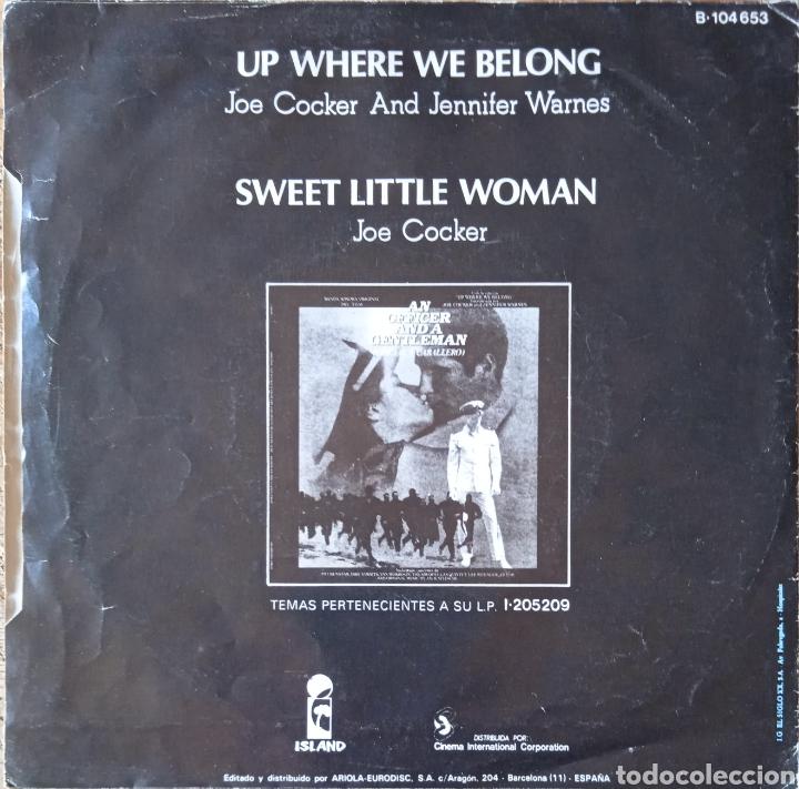 Discos de vinilo: Single Oficial y Caballero (BSO) - Foto 2 - 236511870