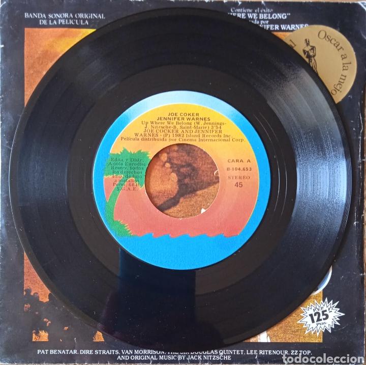 Discos de vinilo: Single Oficial y Caballero (BSO) - Foto 3 - 236511870