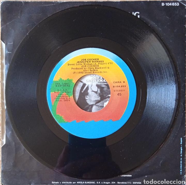 Discos de vinilo: Single Oficial y Caballero (BSO) - Foto 4 - 236511870