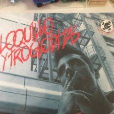 Discos de vinilo: LOQUILLO Y TROGLODITAS-EL RITMO DEL GARAGE-EDICION 30 ANIVERSARIO CD+DVD+LP-PRECINTADO. Lote 236514640