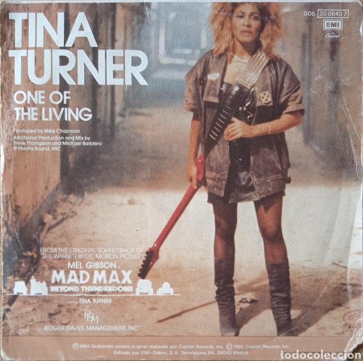 Discos de vinilo: Single Mad Max, Bajo la Cúpula del Trueno (BSO) - Foto 2 - 236517650
