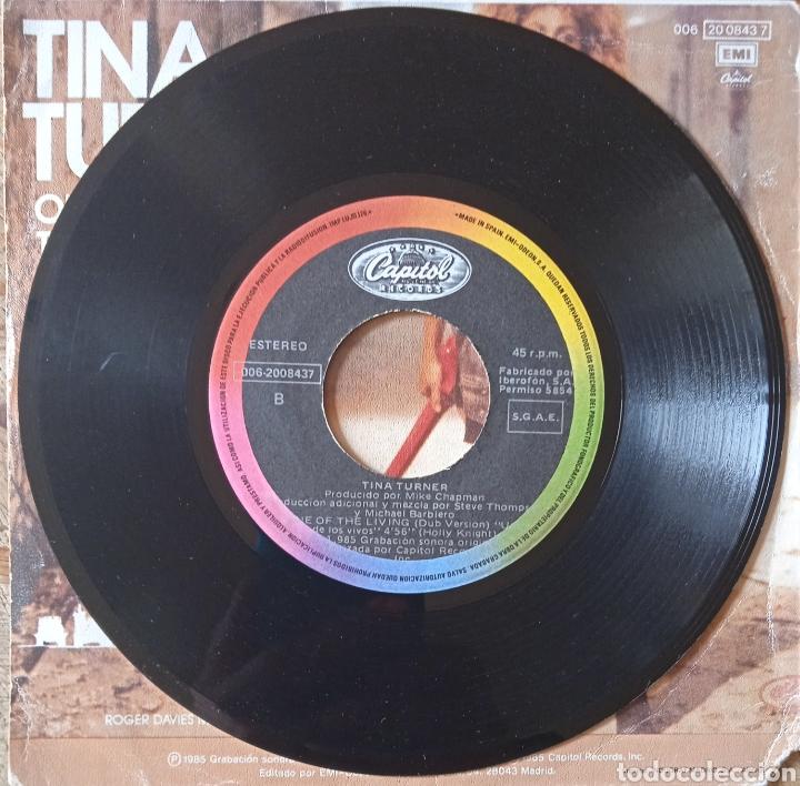 Discos de vinilo: Single Mad Max, Bajo la Cúpula del Trueno (BSO) - Foto 4 - 236517650