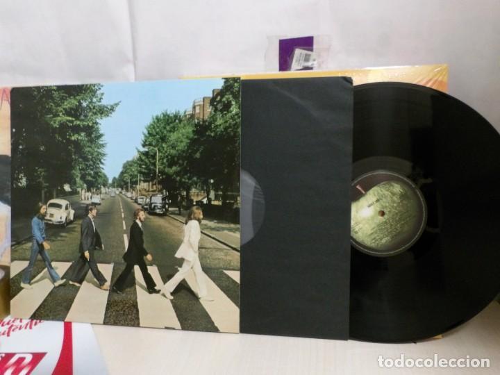 BEATLES --ABBEY ROAD --MADE IN E.U.- REDICCION--SIN USO- AÑO 2009-AGOSTINI- (Música - Discos - LP Vinilo - Pop - Rock Extranjero de los 90 a la actualidad)