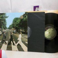 Disques de vinyle: BEATLES --ABBEY ROAD --MADE IN E.U.- REDICCION--SIN USO- AÑO 2009-AGOSTINI-. Lote 236522790