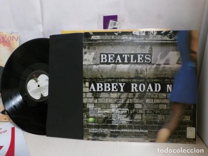 Discos de vinilo: BEATLES --ABBEY ROAD --MADE IN E.U.- REDICCION--SIN USO- AÑO 2009-AGOSTINI- - Foto 2 - 236522790