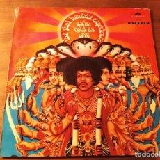 Discos de vinilo: JIMI HENDRIX EXPERIENCE - AXIS: BOLD AS LOVE **** RARO LP ESPAÑOL ORIGINAL GATEFOLD 1968!. Lote 236522885