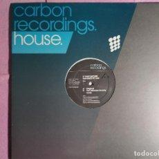 """Discos de vinilo: 12"""" LE DUST SUCKER – MANDATE MY ASS - CARBON RECORDINGS CB015 - MAXI (EX+/EX+). Lote 236522955"""