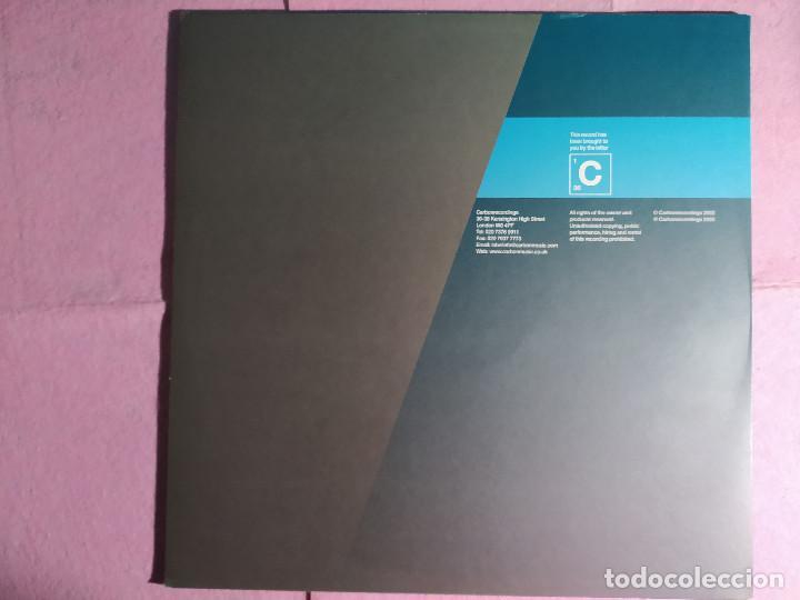 """Discos de vinilo: 12"""" LE DUST SUCKER – MANDATE MY ASS - Carbon Recordings CB015 - MAXI (EX+/EX+) - Foto 2 - 236522955"""