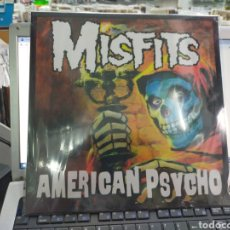 Discos de vinilo: MISFITS LP AMERICANO PSYCHO PRECINTADO. Lote 236524045