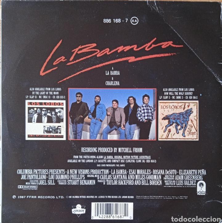 Discos de vinilo: Single La Bamba (BSO) - Foto 2 - 236525770