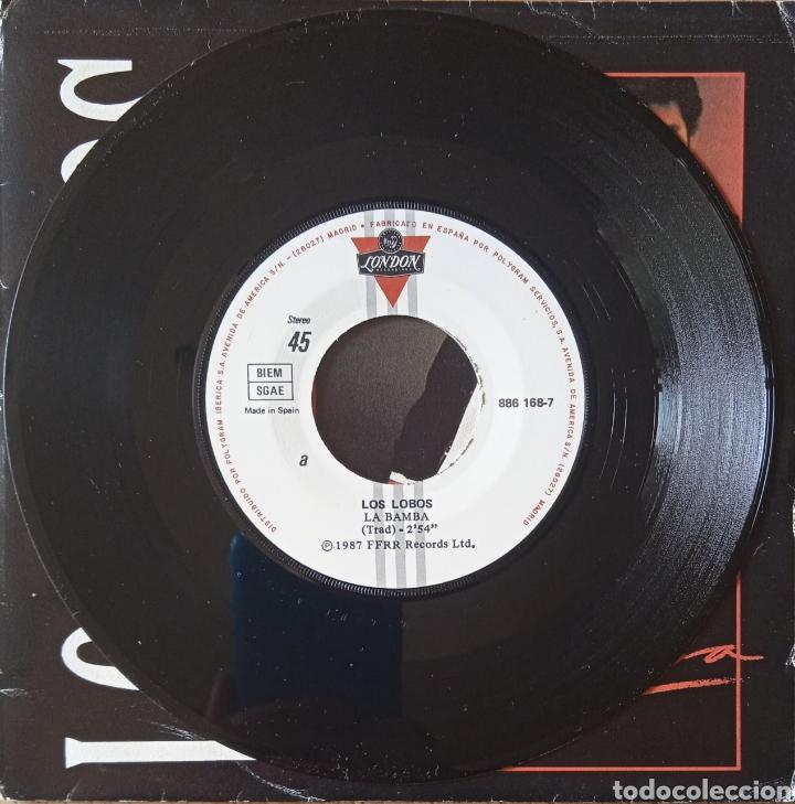 Discos de vinilo: Single La Bamba (BSO) - Foto 3 - 236525770