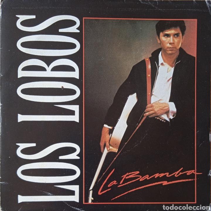 SINGLE LA BAMBA (BSO) (Música - Discos - Singles Vinilo - Bandas Sonoras y Actores)