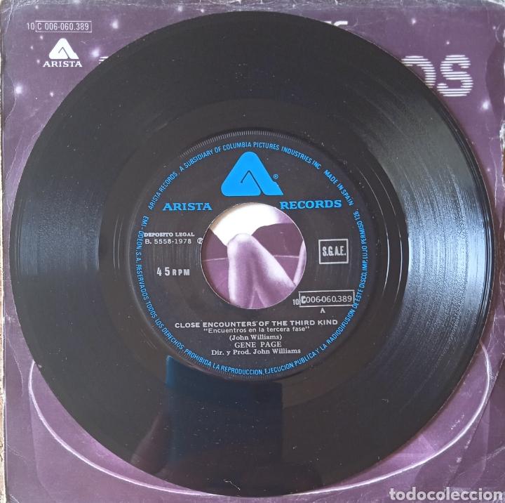 Discos de vinilo: Single Gene Page - Foto 3 - 236537425