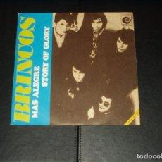 Discos de vinilo: BRINCO SINGLE MAS ALEGRE. Lote 236542350