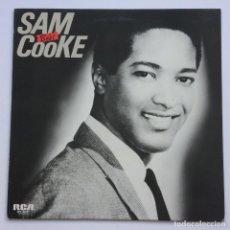 Discos de vinilo: SAM COOKE – BEST JAPAN,1980 RCA. Lote 236552340