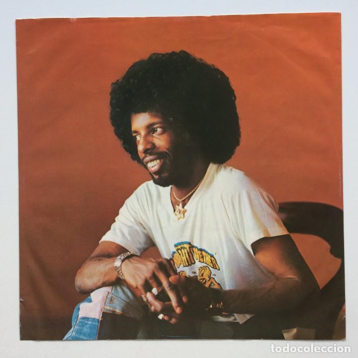 Discos de vinilo: Sly Stone – High On You Japan,1975 Epic - Foto 3 - 236553395
