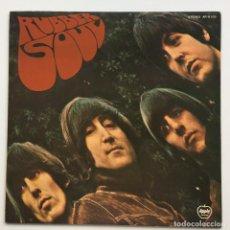 Discos de vinilo: THE BEATLES – RUBBER SOUL JAPAN,1970 APPLE RECORDS. Lote 236554375