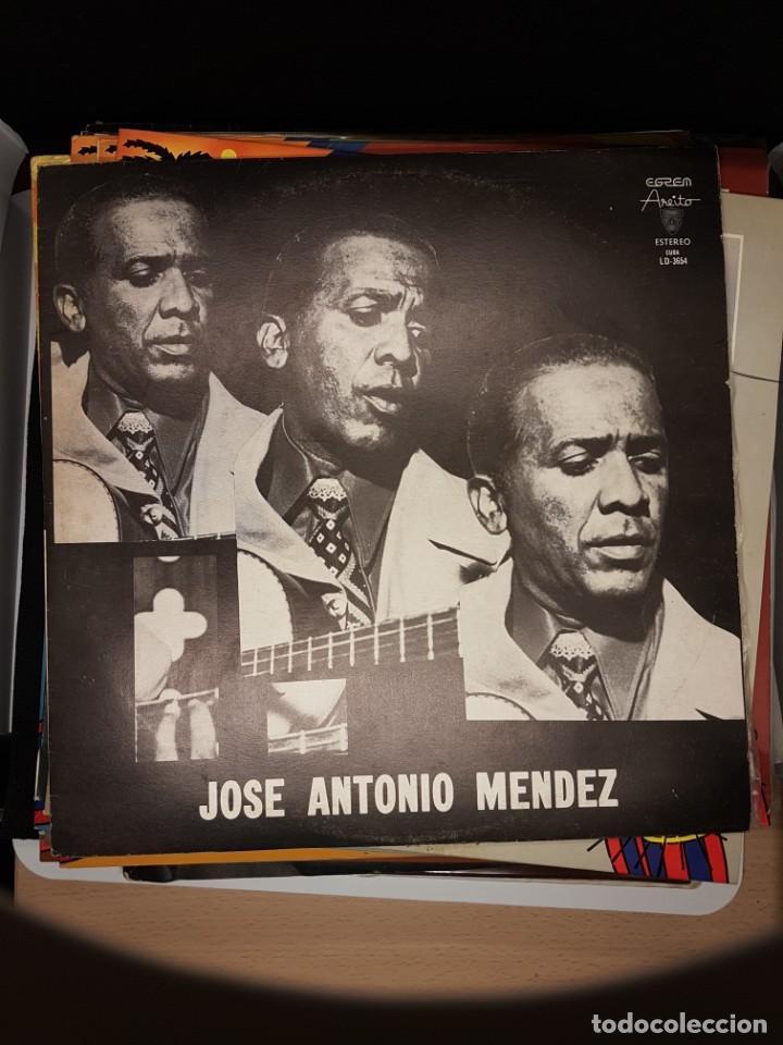 JOSÉ ANTONIO MENDEZ - CUBA - GUITARRA (Música - Discos - LP Vinilo - Otros estilos)