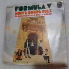 Discos de vinilo: FORMULA V - NUEVE SOBRE DIEZ. Lote 236563950