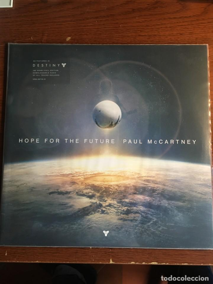 "PAUL MCCARTNEY - ""HOPE OF THE FUTURE"", EP VINILO 180 GRAMOS NUEVO (HRM-36718-01) (Música - Discos de Vinilo - EPs - Pop - Rock Extranjero de los 90 a la actualidad)"