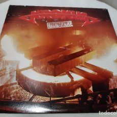 Discos de vinilo: KROKUS -HARDWARE- (1981) LP DISCO VINILO. Lote 236584110
