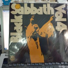 Discos de vinilo: BLACK SABBATH VOL.4 LP NO OFICIAL PRECINTADO VINILO DE COLOR /2. Lote 236584635