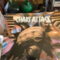 Discos de vinilo: DISCO CHART ATTAK. Lote 236599555