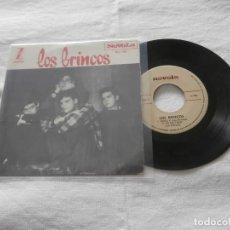 Discos de vinilo: LOS BRINCOS 7.`EP DANCE THE PULGA + 3 TEMAS (1964) BUENA CONDICION. Lote 236603175