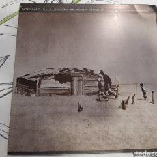 Discos de vinilo: DUST BOWL BALLADS SUNG BY WOODY GUTHRIE, FOLKWAYS RECORDS, EDICIÓN ESPAÑOLA. Lote 236605755