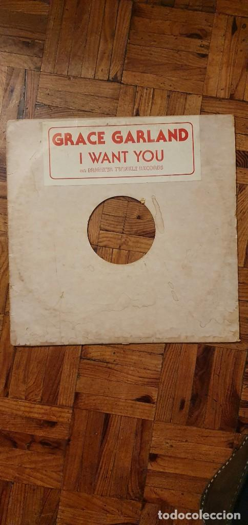 Discos de vinilo: Grace Garland – Gotta Get Back To NYC / I Want You Label: Brighter Twinkle Records – GG-3003 - Foto 2 - 236612460