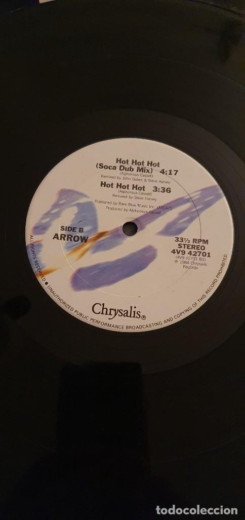 "ARROW (2) – HOT HOT HOT LABEL: CHRYSALIS – 4V9 42701 FORMAT: VINYL, 12"", 33 ⅓ RPM, REISSUE COUNTRY (Música - Discos de Vinilo - Maxi Singles - Country y Folk)"