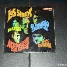 Discos de vinilo: SIREX EP LA RATITA+3. Lote 236614080