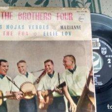 Discos de vinilo: E.P. (VINILO) DE THE BRTHERS FOUR AÑOS 60. Lote 236626885