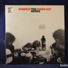 Discos de vinilo: THE KOOKS - INSIDE IN / INSIDE OUT - 2 LP. Lote 236628090