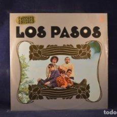 Discos de vinilo: LOS PASOS - LOS PASOS - LP. Lote 236628905